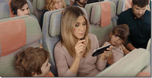 Jennifer Aniston and 10 tips you should do during the electronic travel ban