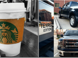 ford owners starbucks