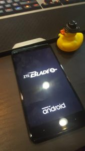 ZTE Blade X Mad review