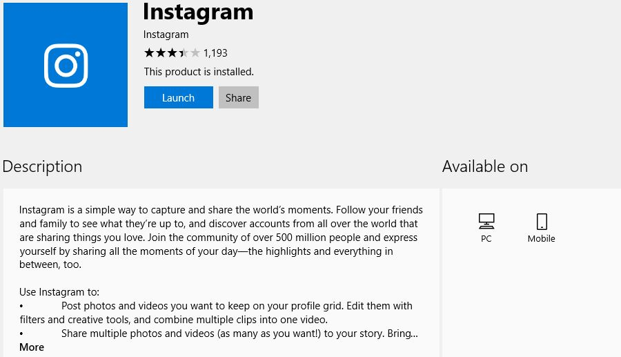 How to upload images to Instagram from desktop -
