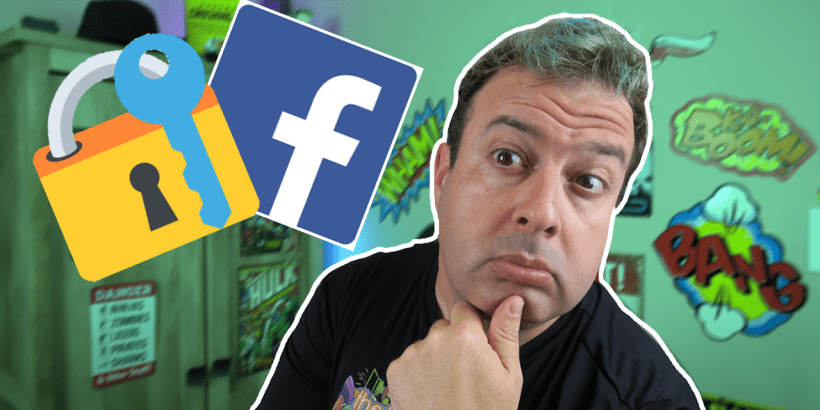 How to secure my Facebook account