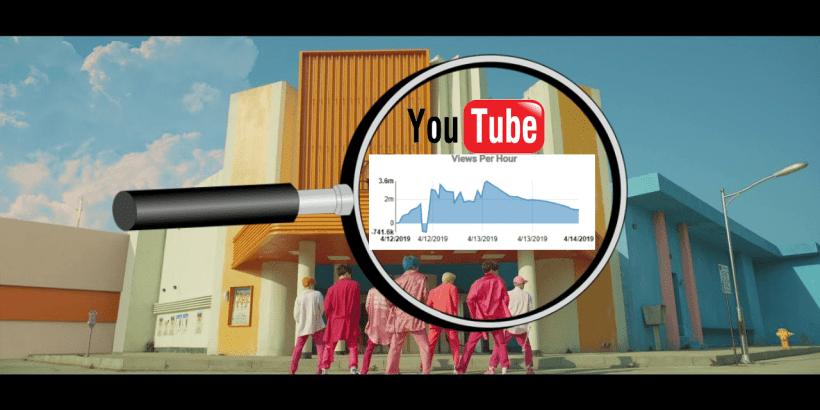 BTS missing views
