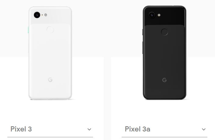 Whats the difference between the Google Pixel 3 and the Google Pixel 3a?
