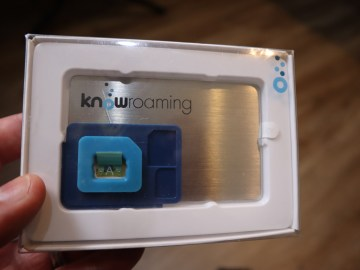 knowroaming sim solution