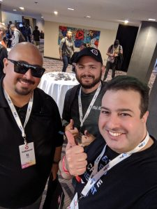 VidSummit 2019 - El Jeffe Reviews, Aliex Folgueira
