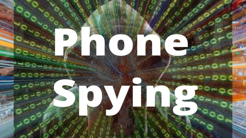 is your phone spying on you