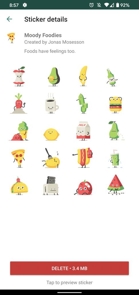 WhatsApp Animated Stickers - TheTechieGuy
