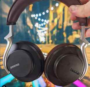 shure aonic 50 headphones - back to school tech