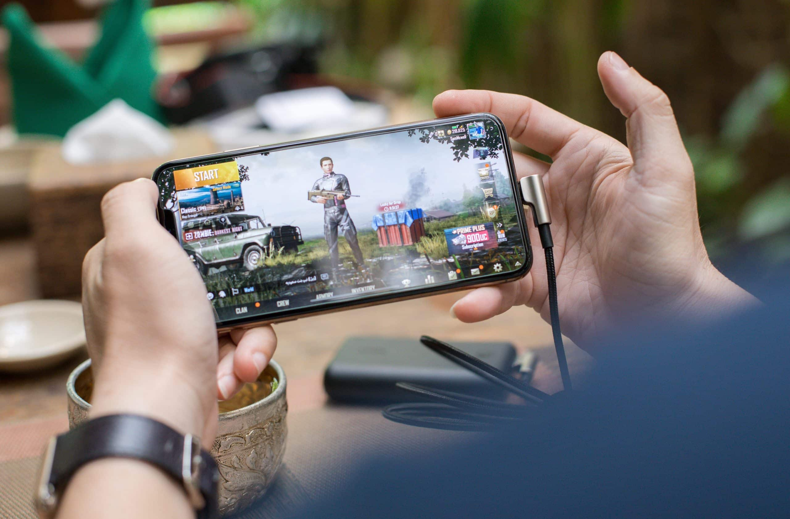 Why mobile gaming is so popular