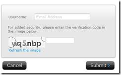 Blackberry App World password reset tip