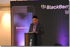 Blackberry 10 JAM Cape Town - Rui Brites