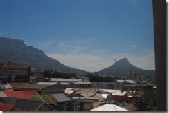 view from the BlackBerry® apps lab in Cape Town