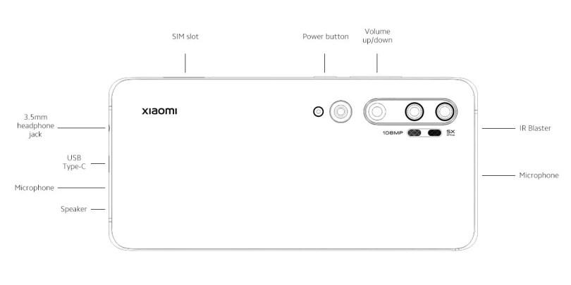 MI NOTE 10- Smartphone with a BOOM