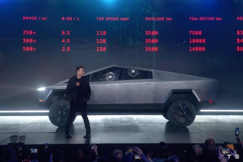 Tesla Unveils New Cybertruck; Superb It Is