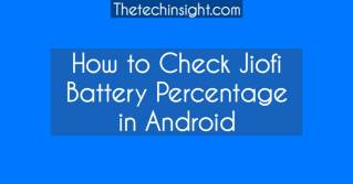 how-to-check-jiofi-battery-percentage-android