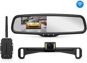 AUTO-VOX T1400 Upgrade Wireless Backup Camera Kit