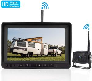 iStrong HD Digital Wireless Backup Camera System