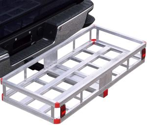 Bumper Hitch Cargo Carrier