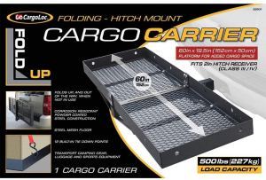CargoLoc Hitch Mount Cargo Carrier