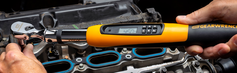 GEARWRENCH Electronic Torque Wrench