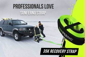 10 Best Tow Straps of 2020 – Off Road Recovery Gear