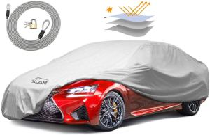 XCAR Breathable Dust Prevention Car Cover