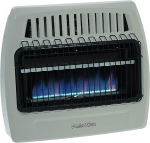 Kozy World Gas Wall Heater