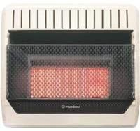 PROCOM HEATING Dual Fuel Vent-Free Infrared Wall Heater
