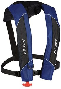 ABSOLUTE OUTDOOR Onyx A/M-24 Inflatable Life Vest