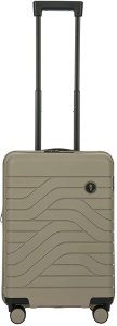 Bric's Milano Light and flexible Unisex Checked Luggage