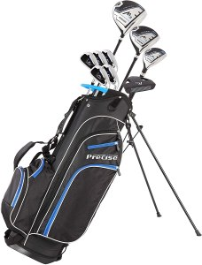 Precise M3 Men Complete Golf Clubs Package Set