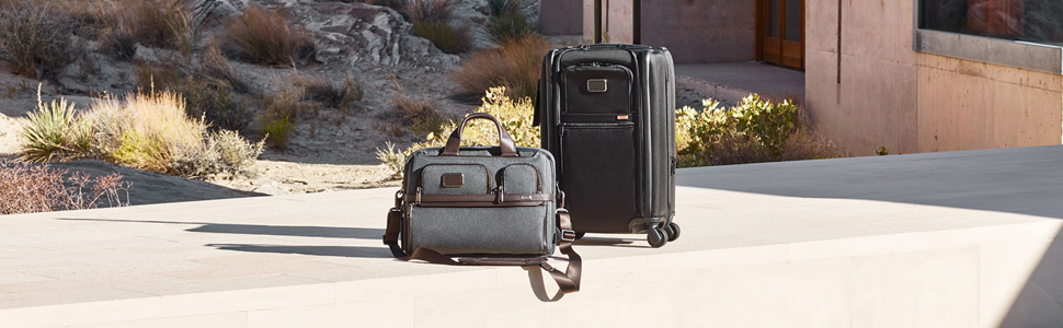 TUMI Innovative Continental Dual Access Checked Luggage