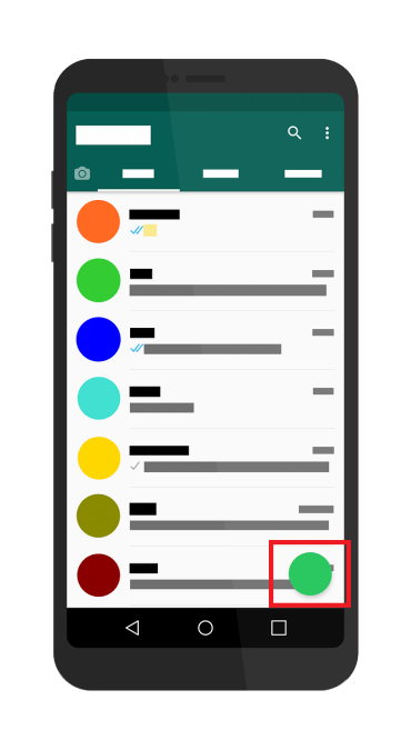 How to share Whatsapp contact