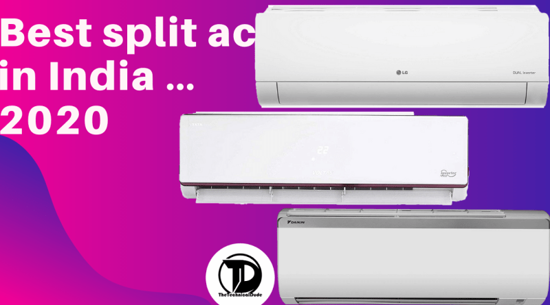 Best split AC in India this summer