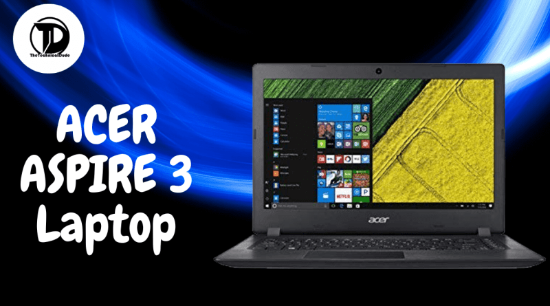 ACER ASPIRE 3 Price in India