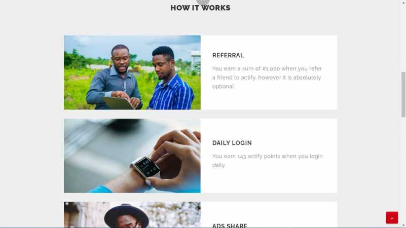 how actify.ng works