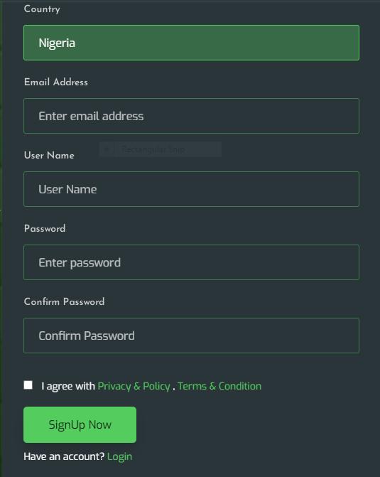 linforly registration