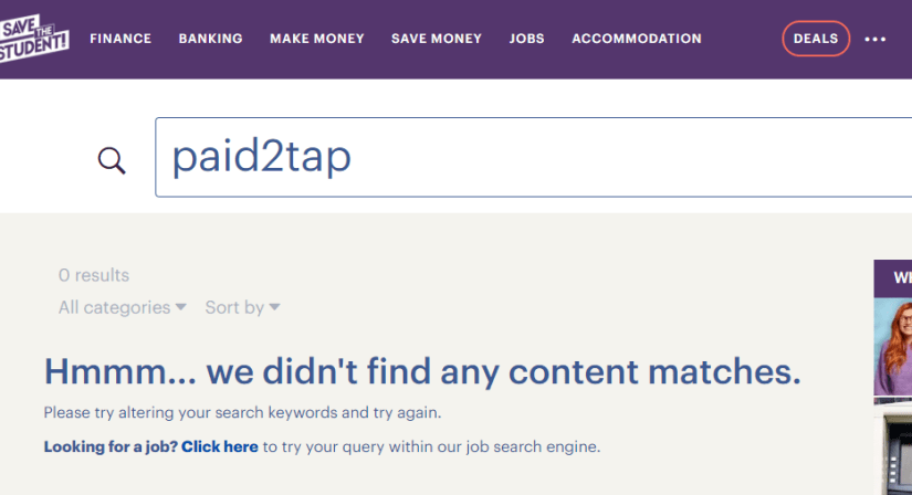 paid2tap review