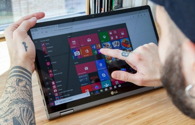 Best Touchscreen Laptops in 2020