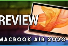 MacBook Air 2020 review (hands on)
