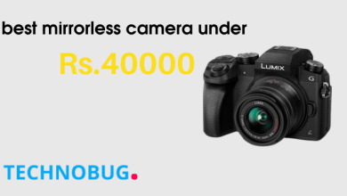 Best Mirrorless Cameras with Lens under 40000 in India 2020 (Best for Beginners)