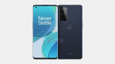 Photo of OnePlus 9 series renders leak suggests a rectangular camera module similar to OnePlus 8T