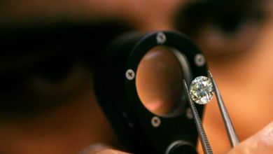 Photo of Scientists created diamonds in mere minutes by mimicking the force of an asteroid collision