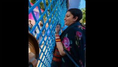 '2021, be kind': Smriti Irani shares heartfelt post as she looks forward to New Year with 'hope' – it s viral