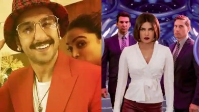 Deepika Padukone sneaks into Ranveer Singh's Christmas pic, Priyanka Chopra's We Can Be Heroes debuts on Netflix – bollywood
