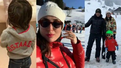 Kareena Kapoor revisits Gstaad vacation through throwback pics – bollywood