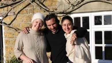 Mom-to-be Kareena Kapoor shares throwback pic from UK holiday with Saif Ali Khan, wishes friend – bollywood