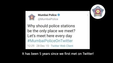 Mumbai Police posts compilation of favourite tweets for 5th Twitter anniversary. Watch – it s viral