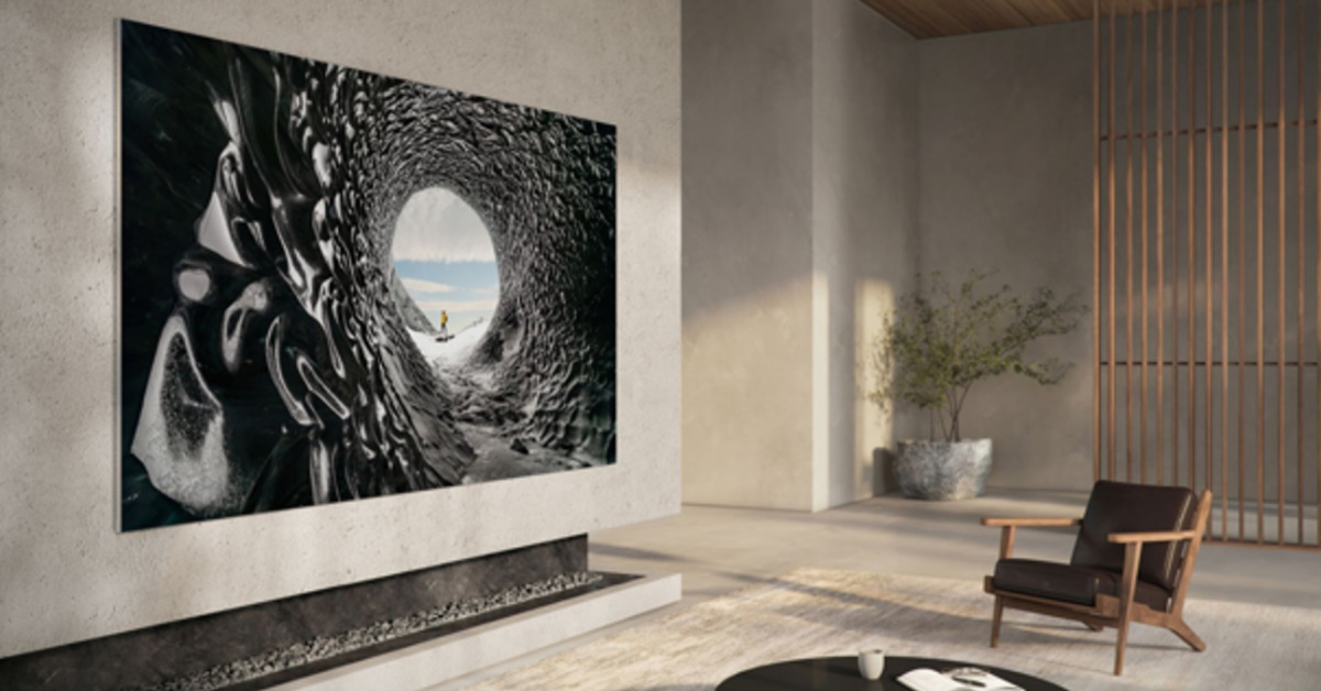 Samsung launches first 110-inch Micro LED to enhance viewing experience