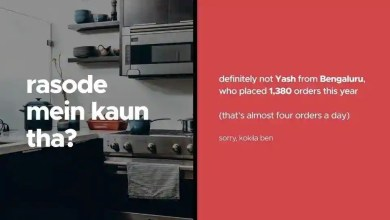 Zomato shares 2020 meme rewind: From man who placed 1,380 orders to most ordered dish. Check it out – it s viral
